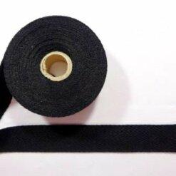 webbing tape black