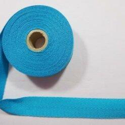 webbing tape turquoise
