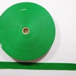 webbing tape green