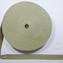 webbing tape beige