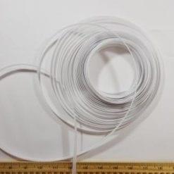 Polyester Boning 8mm White