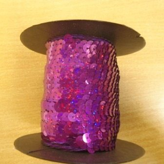 Purple Hologram