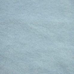 Plain Polar Fleece Sky Blue