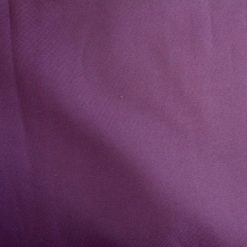 Sheeting Polyester Cotton Aubergine