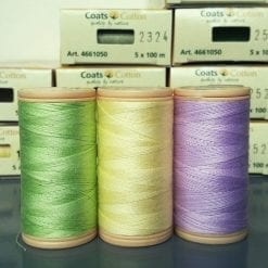 100m Coats Cotton Threads