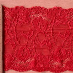 Wide Stretch Flat Lace Lyminton 14cm