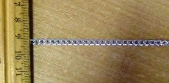 Metal Chain 8 Links Per Inch