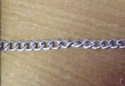 Metal Chain 5 Links per Inch