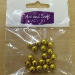 8mm Round Beads in Packets