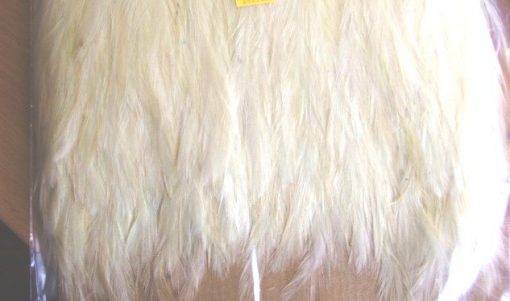 Ivory BE-24 Dove Down Feather Trim