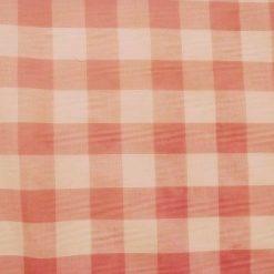 pink 24mm gingham