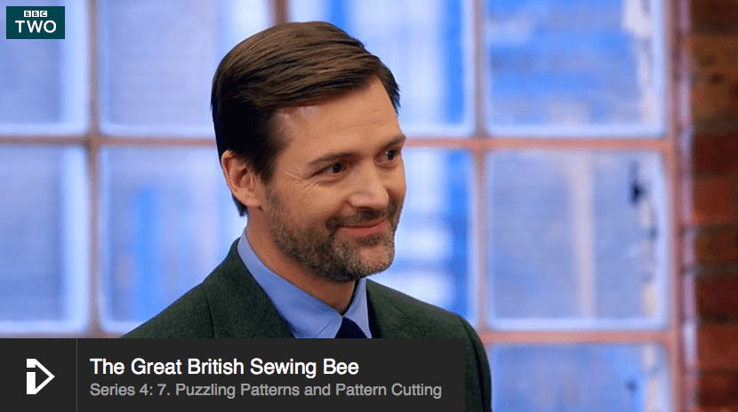 Sewing Bee episode 7