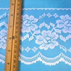 Flat Lace NY/3301 10cm Lace Trimming