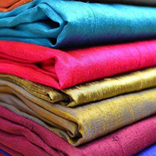 silk dupion