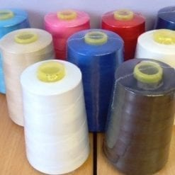 Overlocking Threads 5000 Yards