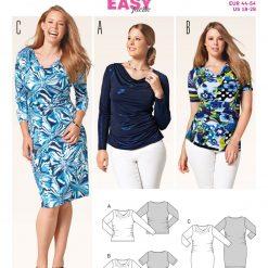 Burda Sewing Pattern 6735