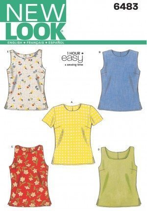 New Look Pattern 6483