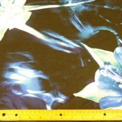 Ice Orchid Black Scuba Jersey
