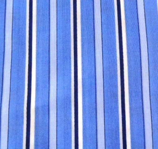 Andy Pandy Stripe Poly Cotton