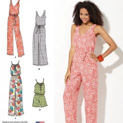sewing patterns simplicity new look mccalls more fabric land