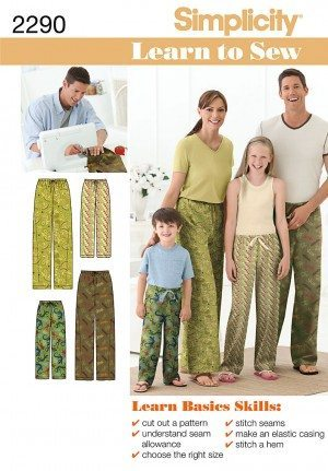 Simplicity Sewing Pattern 2290