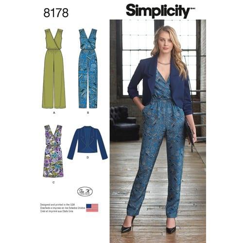 Simplicity Pattern 8178