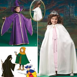 Simplicity Children's Halloween Pattern 1583