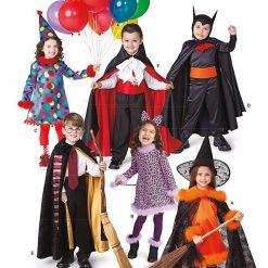 Simplicity Halloween Pattern 1584
