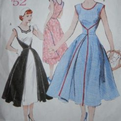 Butterick Sewing Pattern 4790 Walk Away Dress