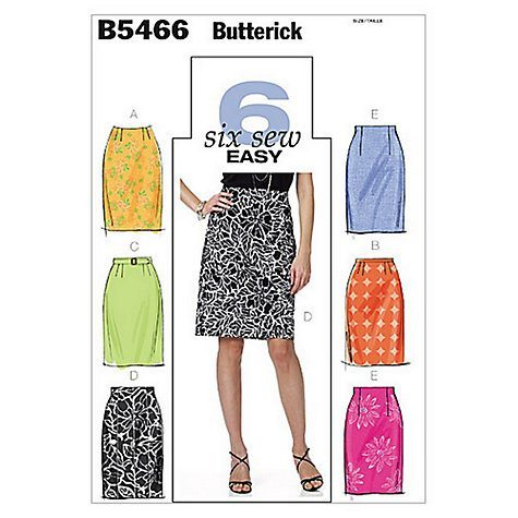 Butterick Sewing Pattern 5466