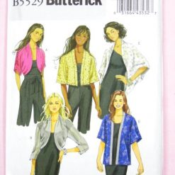 Butterick Sewing Pattern 5529