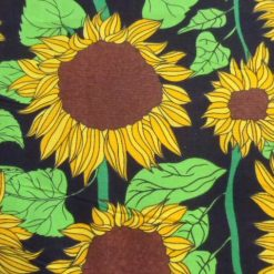 Sunflower Meadow blk