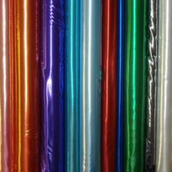 Polyester Computer Foil Fabric