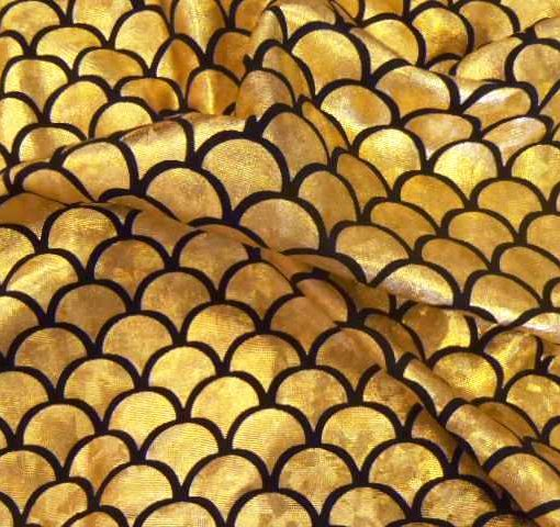 jersey fishscales gold