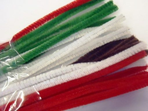 Plain Pipe Cleaners 12 inches