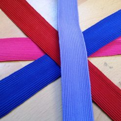 Coloured Elastic