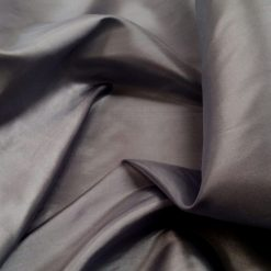 Black Habutae Silk