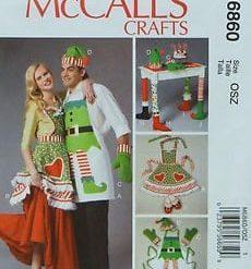 McCalls Sewing Pattern 6860