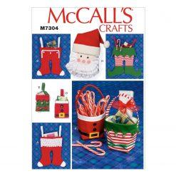 McCalls Sewing Pattern 7304