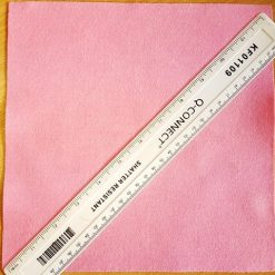 pink felt craft