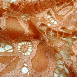 Primrose Designer Mechanical Stretch Lace Fabric