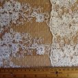 Lace Embroidered Sequinned Fabric