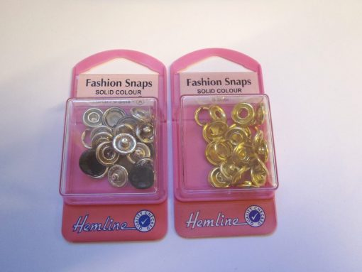 Fashion Snap Fasteners