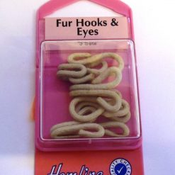 Fur Hooks and Eyes