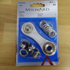 Eyelets with Application Tool 5.5mm & 10.5mm