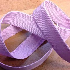"1"" wide coloured elastic"