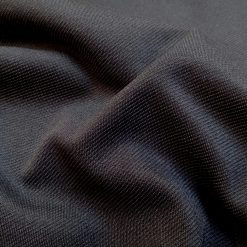 Black Twill Heavy Jersey Fabric
