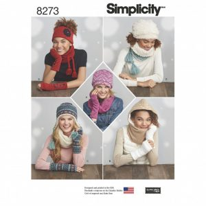Simplicity Sewing Pattern 8273