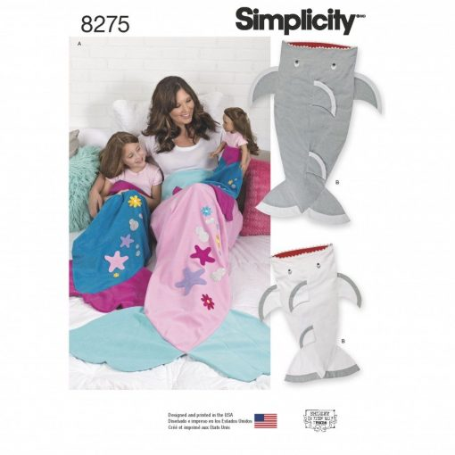 Simplicity Sewing Pattern 8275