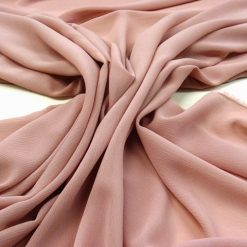 Yoryu Crinkle Chiffon Fabric